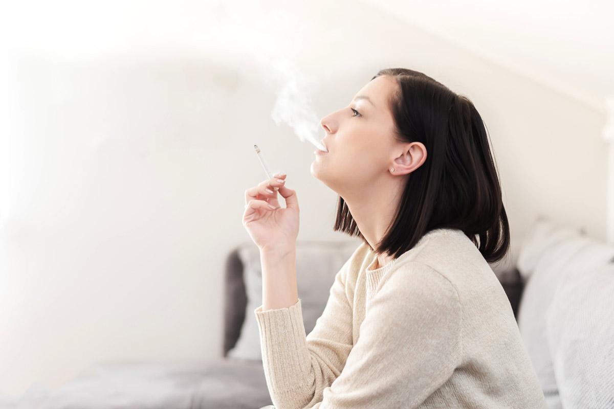 Wie-Nikotinflecken-entstehen