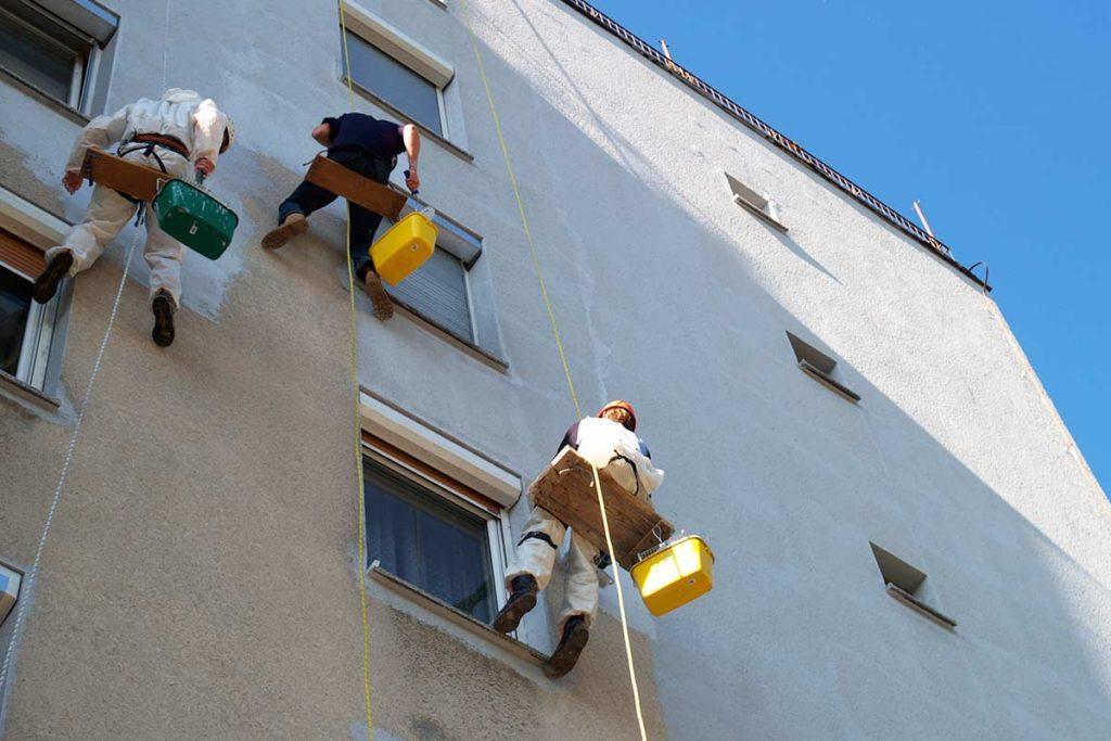 Kosten-Fassadenanstrich
