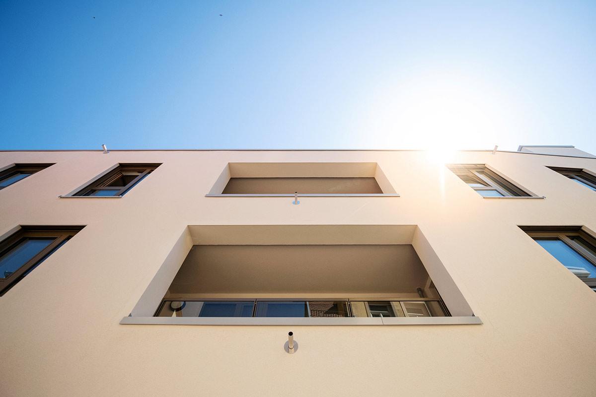 Fassadenanstrich-Kosten