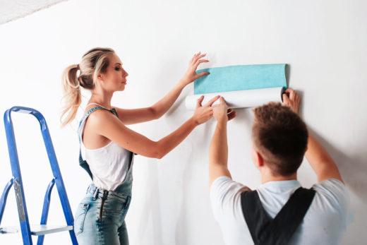Maler-und-Renovierungsarbeiten