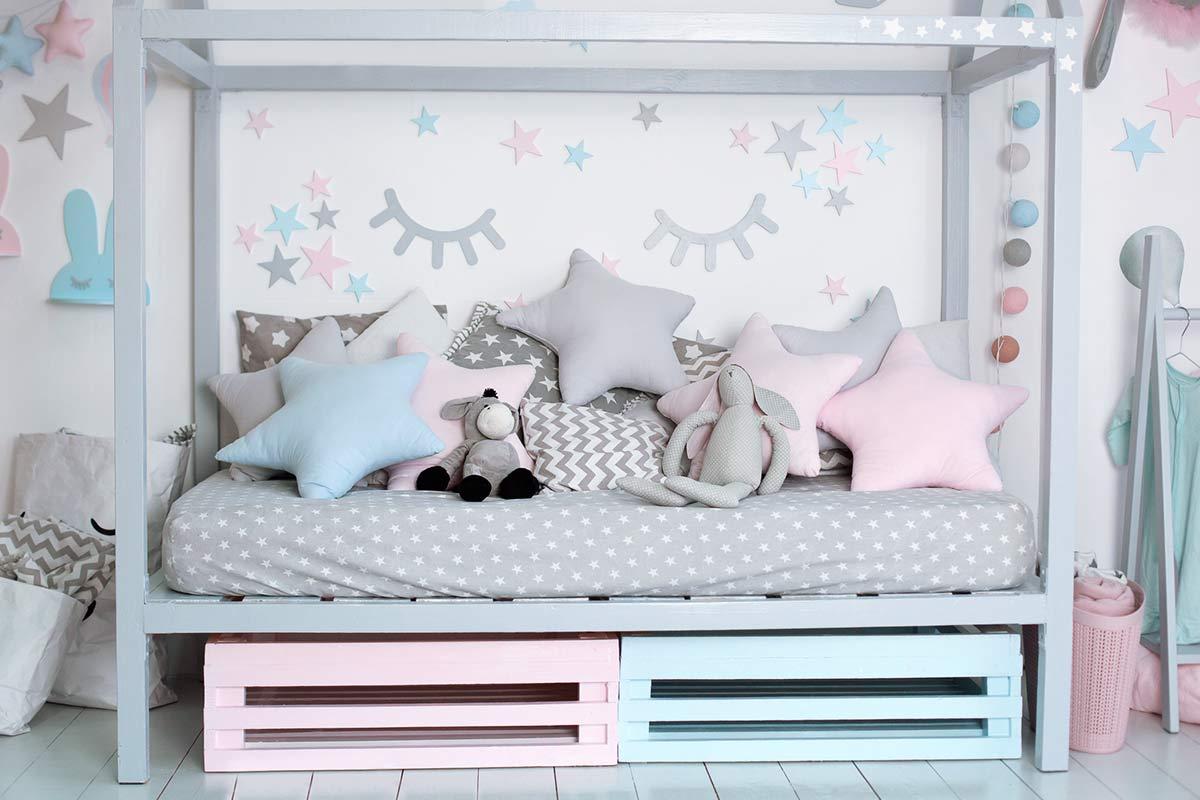 Kinderzimmer-im-skandinavischen-Stil