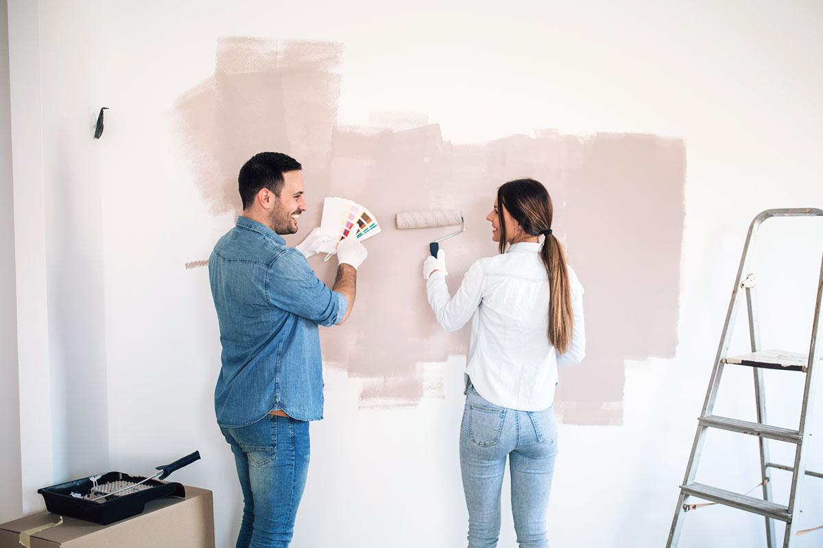 Maler-Ideen