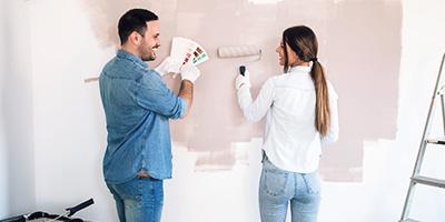 Maler-Ideen-Aufmacher