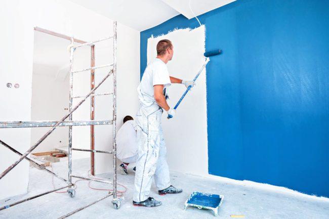 Maler-Kosten-Berechnung